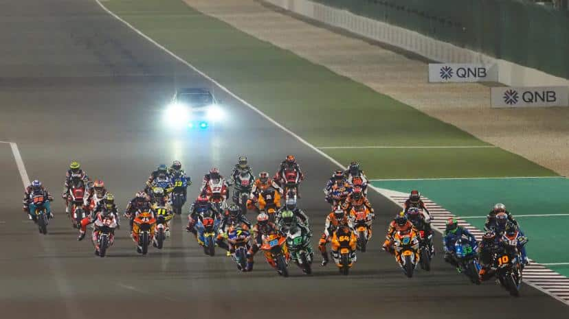 Moto 2 GP Qatar 2020