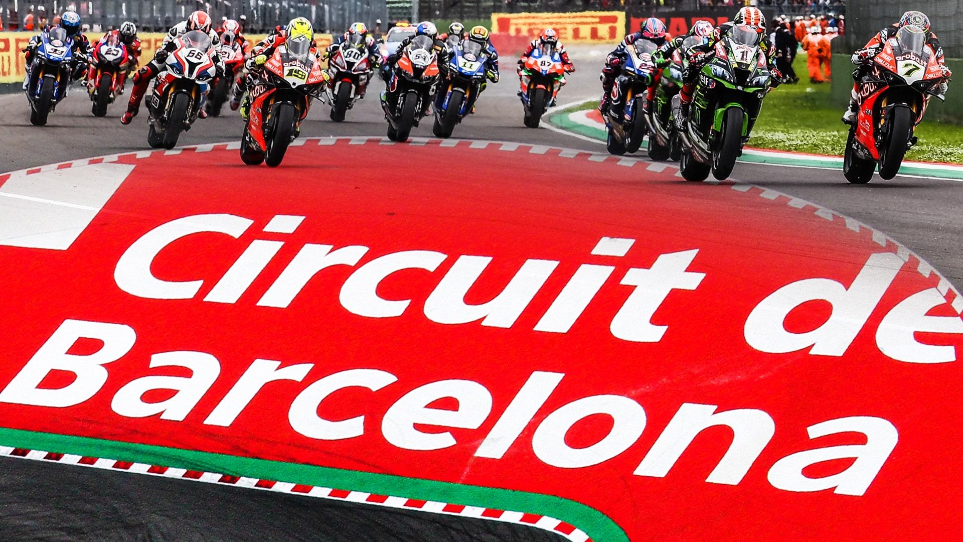 Barcellona circuito