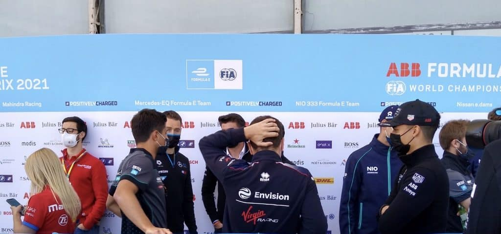 Formula E Roma ePrix 2021