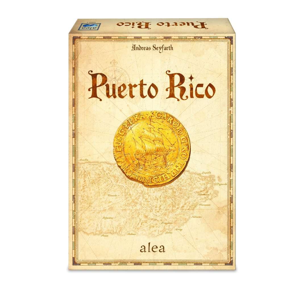Puerto Rico - Photo Credits: Ravensburger