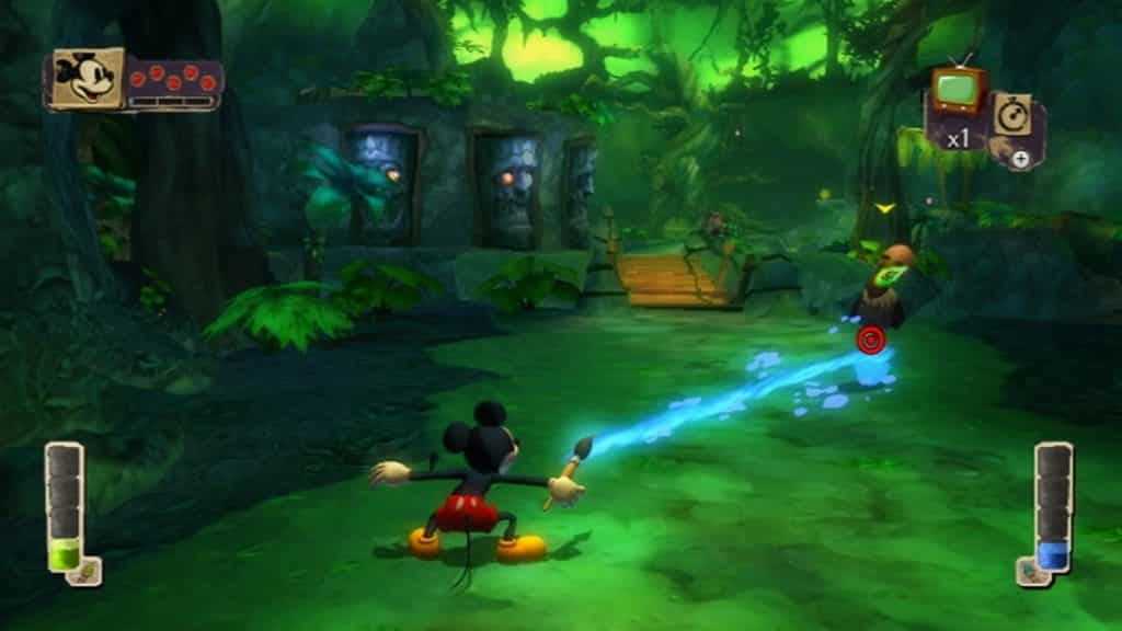 Epic Mickey Photo credit: web
