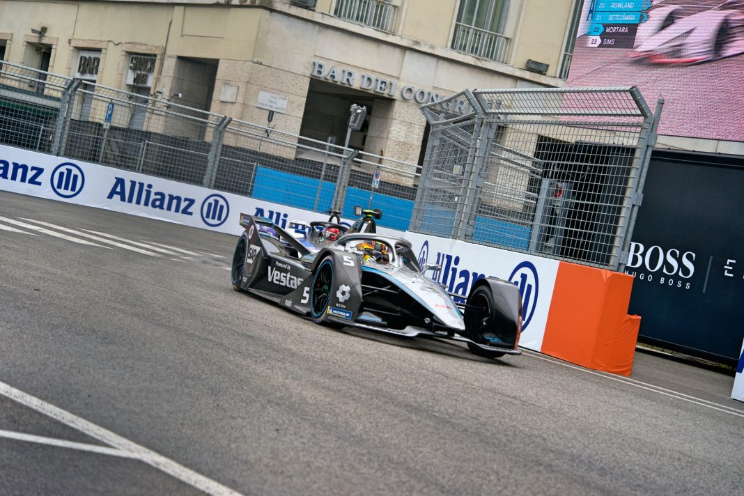 Gara ePrix Roma 2021