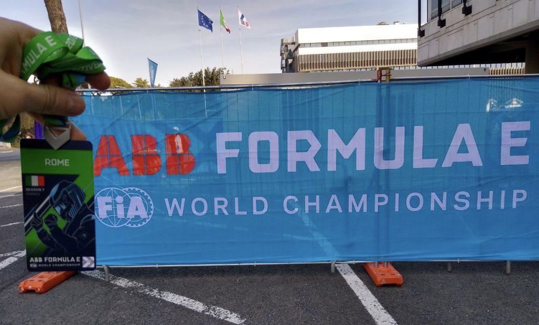 Formula E ePrix Roma 2021