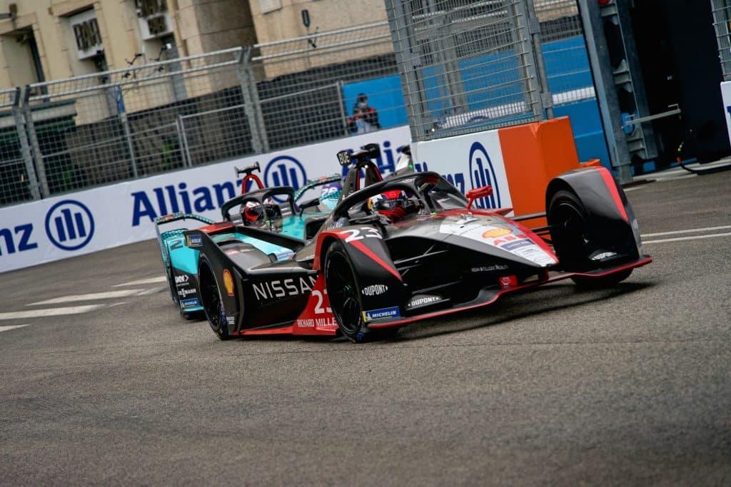 Roma ePrix 2021 da Costa Buemi