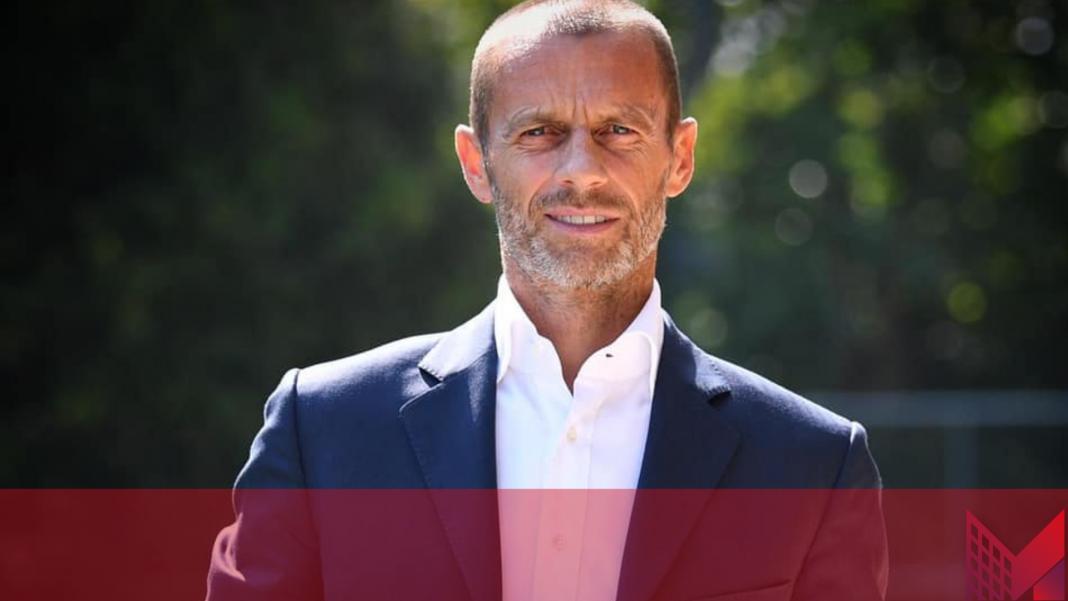 Aleksander Ceferin (Pagina Facebook Ufficiale UEFA)