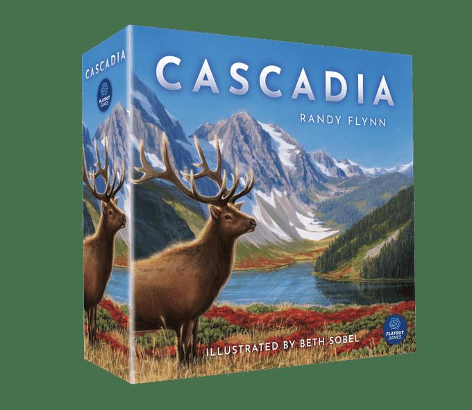 Cascadia - Photo Credits: Little Rocket Games