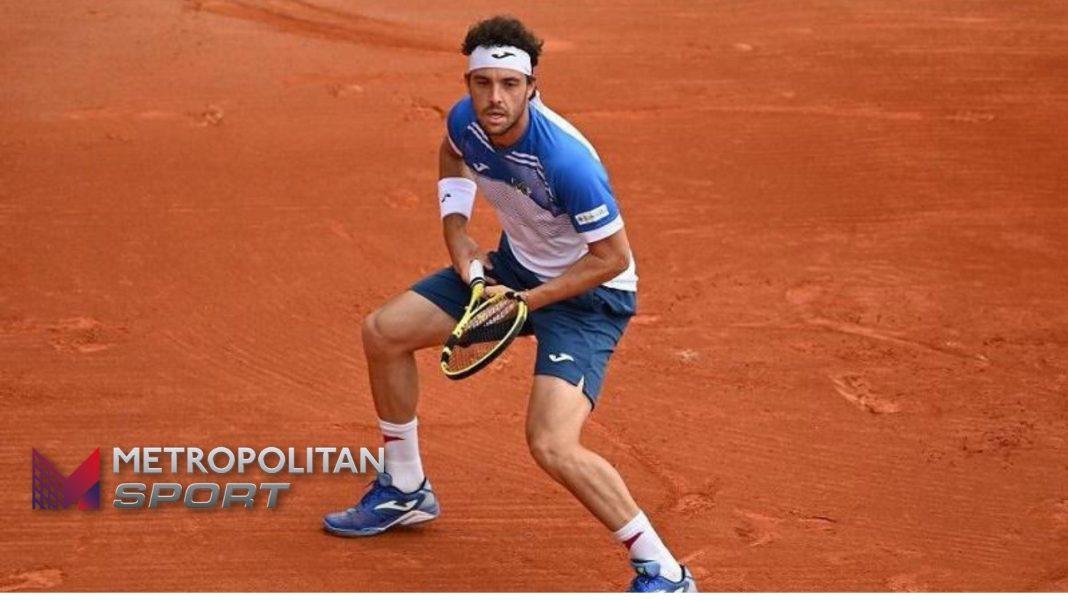 ATP Barcellona - Photo Credit: via Twitter, @federtennis