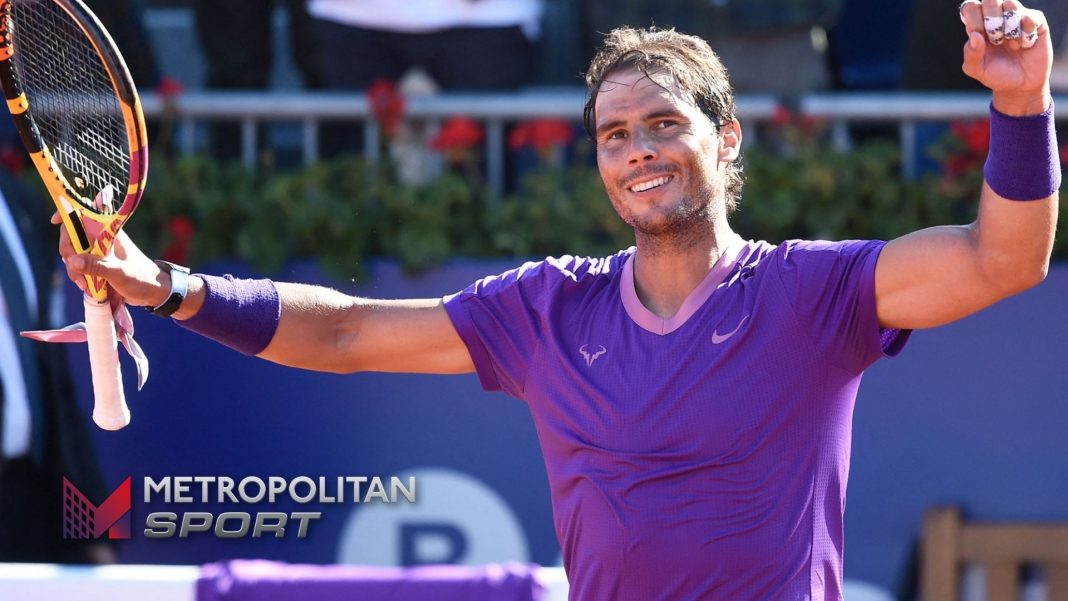 ATP Barcellona - Photo Credit: via Twitter, @atptour