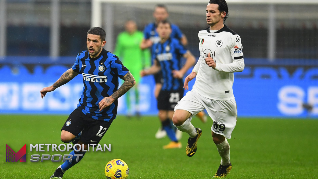 CALCIO spezia-inter