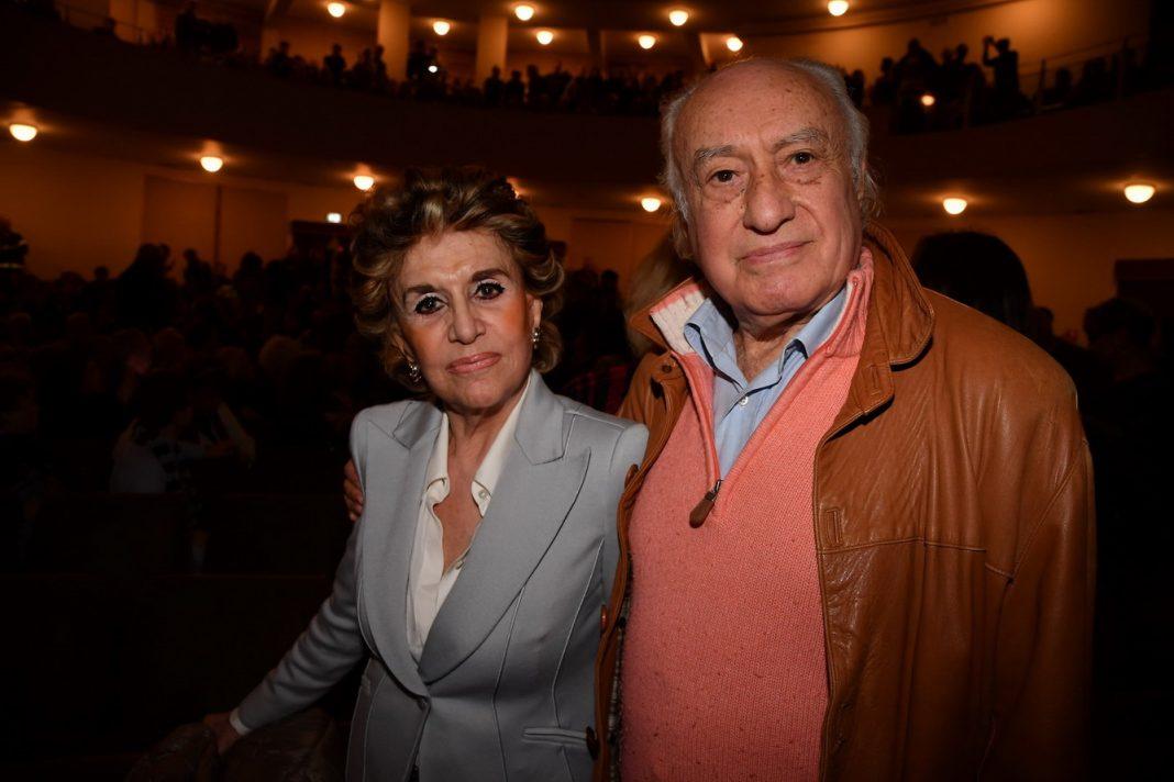 Massimo, il marito di Franca Leosini © formiche.net
