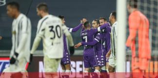 Fiorentina-Juventus (Pagina Facebook ACF Fiorentina)