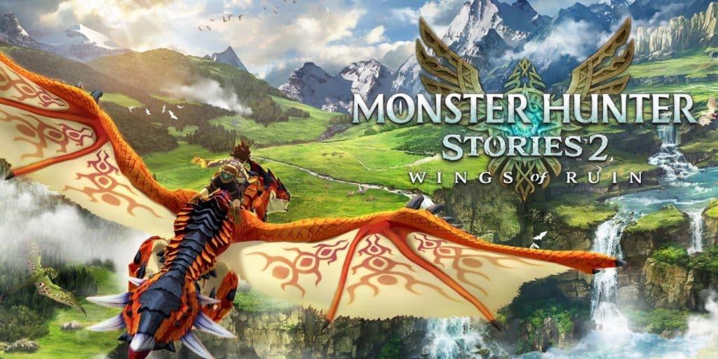 Monster Hunter Photo credit: Nintendo
