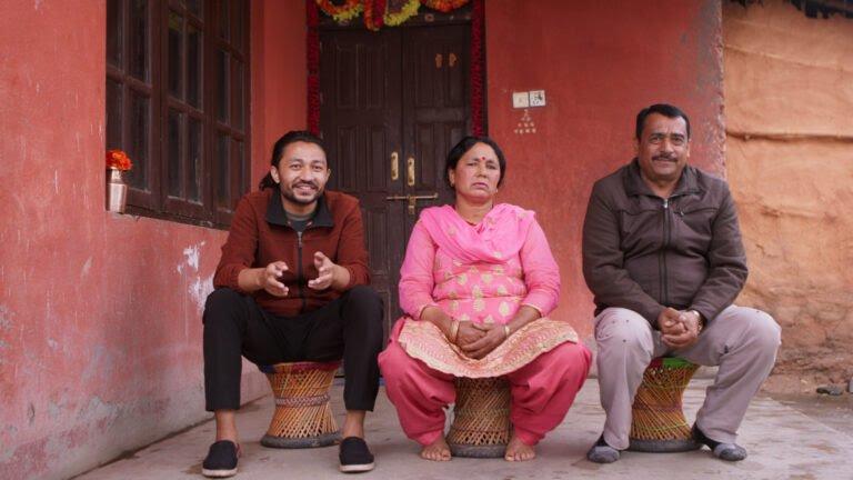 """""""La mia sfida: Cambiare il mondo"""" - Santosh, nepalese fondandatore della """"Offering Happiness"""" - Photo credits: Future of Work Film Inc"""