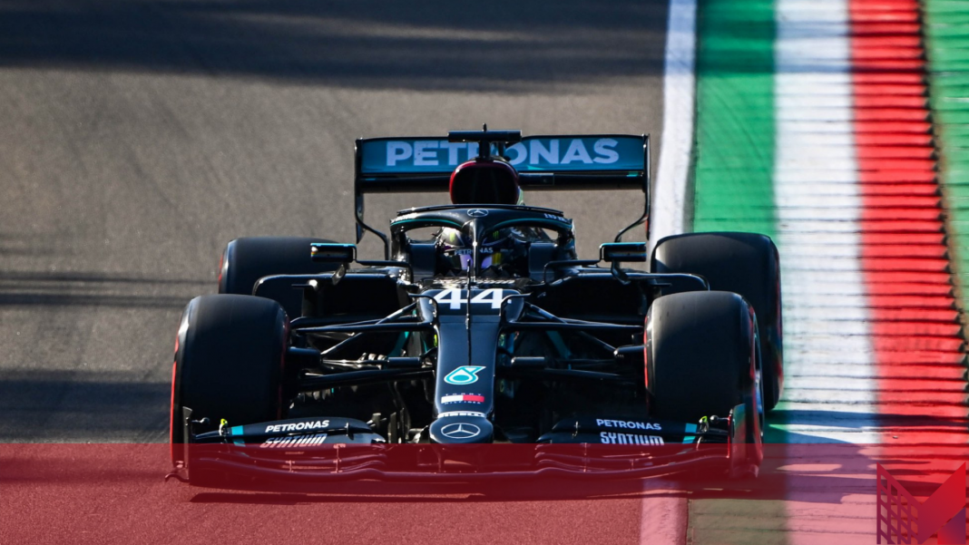 Mercedes GP Imola (Foto Credit - Pagina Ufficiale Mercedes-AMG Petronas Formula Uno Team)