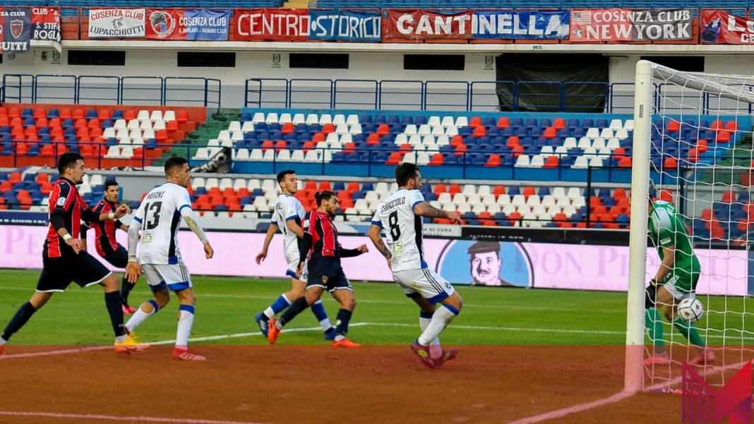 Pisa-Cosenza (Pagina Facebook Ufficiale Pisa Sporting Club)