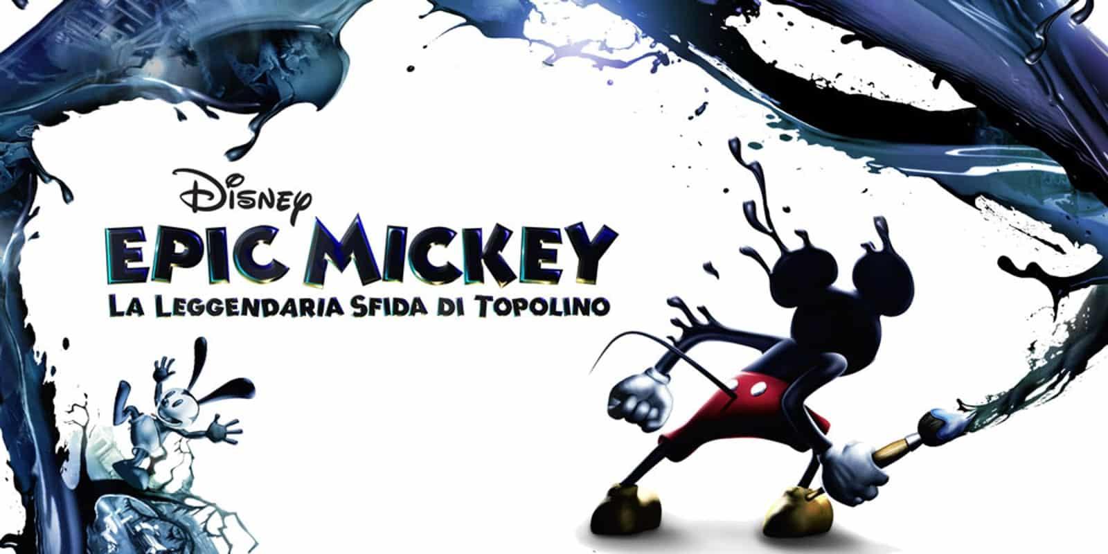 Epic Mickey Photo credit: web