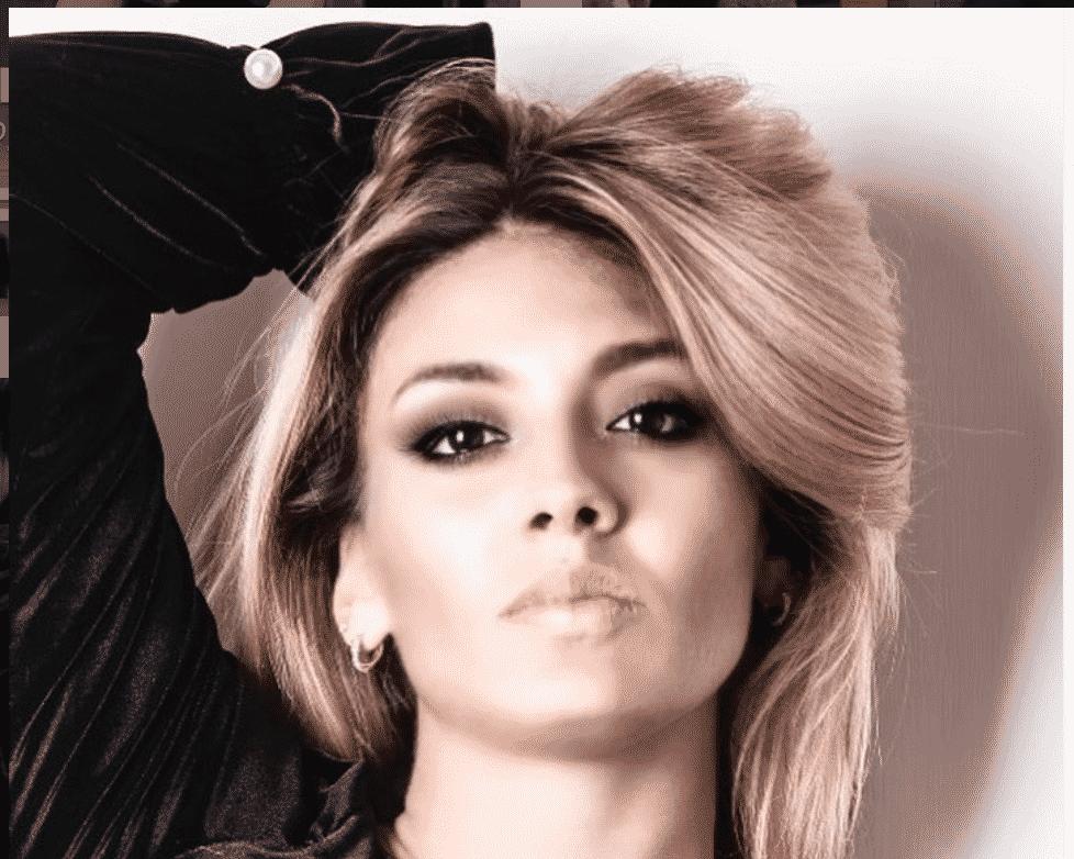 Francesca Manzini, l'ex fidanzato Juan Martin Fagiani