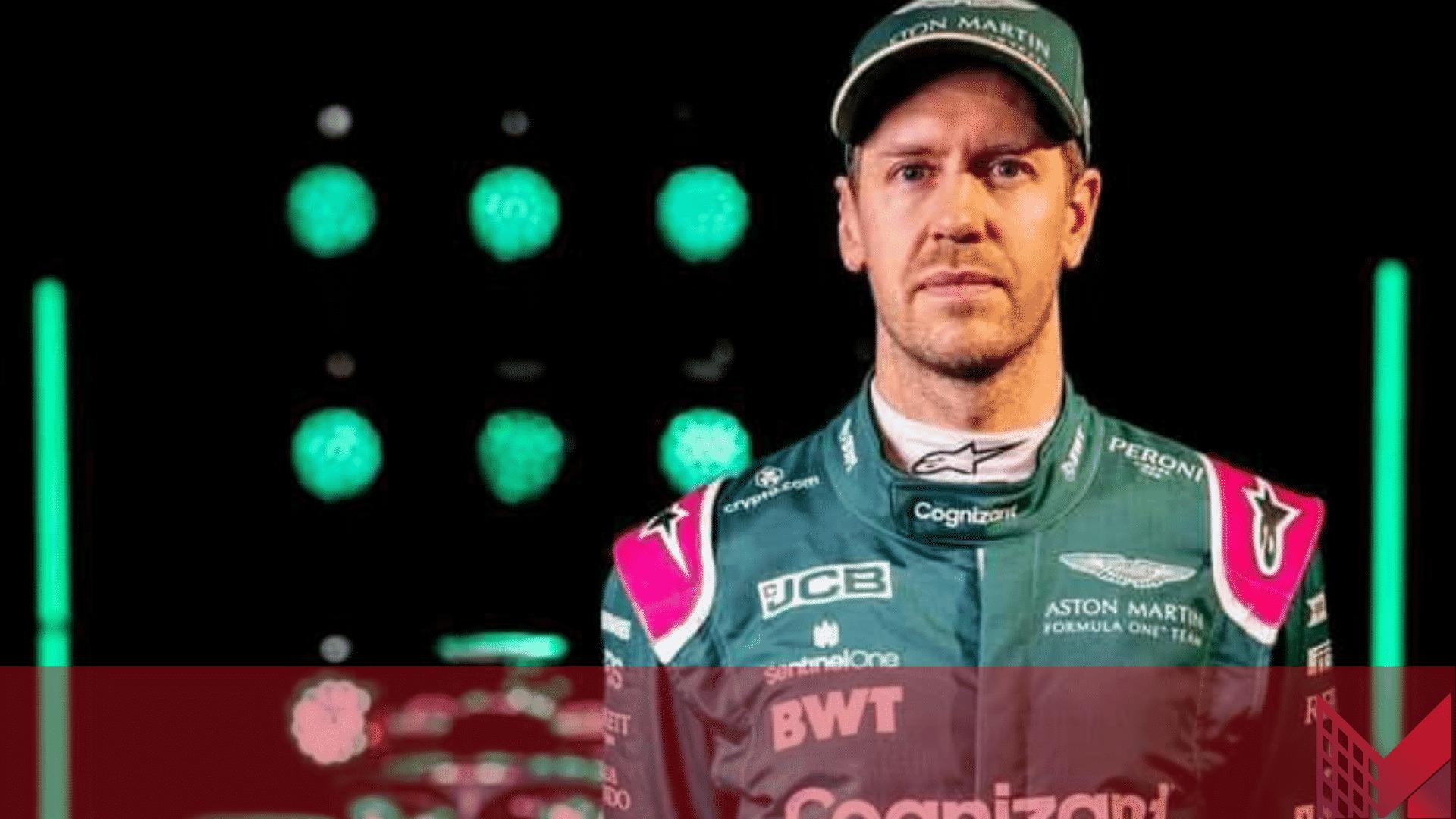 Sebastian Vettel (Pagina Ufficiale Facebook Sebastian Vettel)