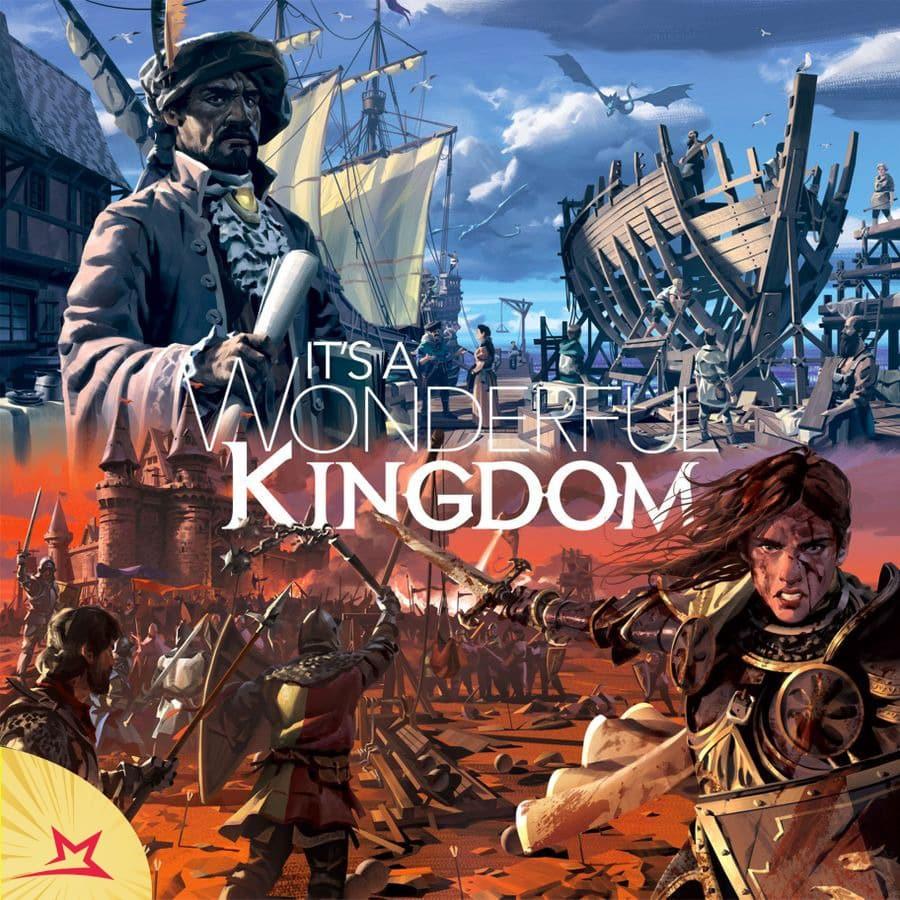 it'a s wonderful kingdom