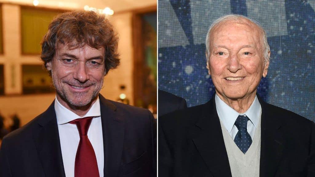 Nella foto Alberto e Piero Angela   photo credit: thesocialpost.it