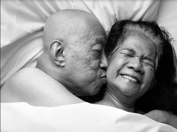 anziani e sesso campagna inglese