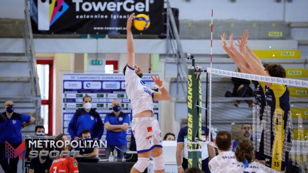 attacco Top Volley Cisterna - Photo Credit: P. Libralato/Ufficio Stampa Top Volley Cisterna