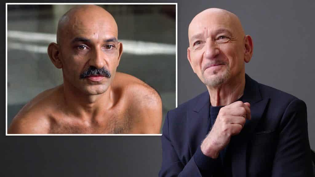 La trasformazione di Kingsley per il film Gandhi, premiata con l'Oscar, fu tanto intensa da convincere i nativi indiani che il fantasma del vero Gandhi avesse guidato l'attore durante la sua interpretazione- Photo Credit GQ