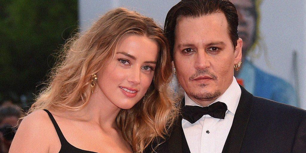 Johnny Depp e Amber Heard  - photo credits: Web