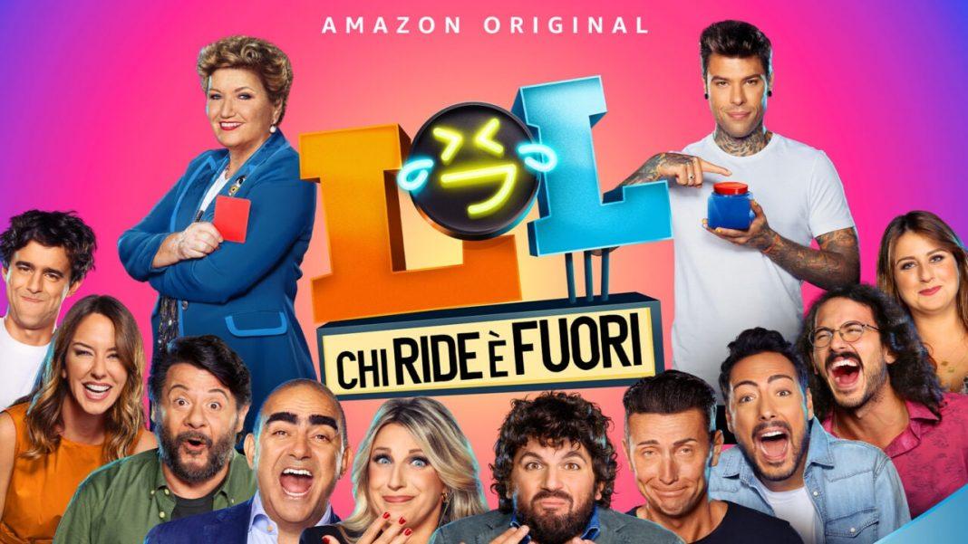 LOL - Chi ride è fuori: chi sono i comici dello show di Amazon Prime © smartworld.it