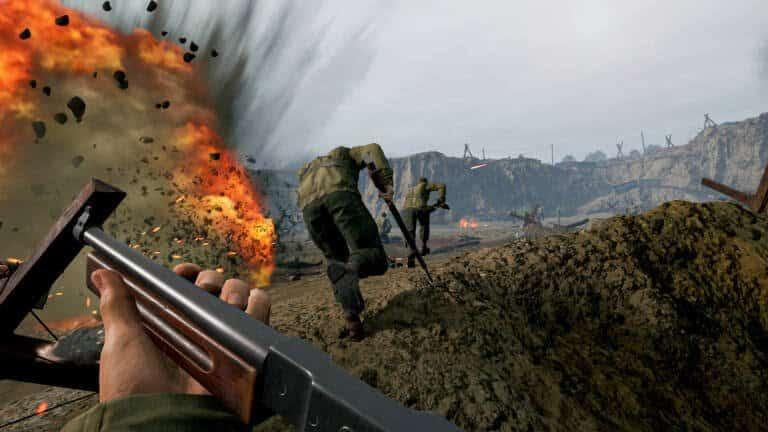 """Colette"" corto storico incluso nel videogioco Medal of Honor: Above and Beyond - Photo credits: web"