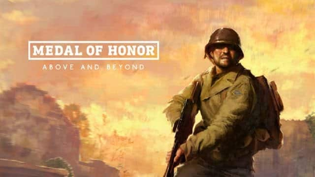 Medal of Honor: Above and Beyond - Photo credits: web