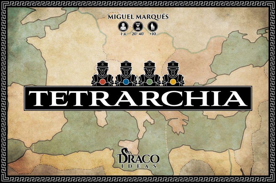 Tetrarchia - Photo Credits: Giochistarter