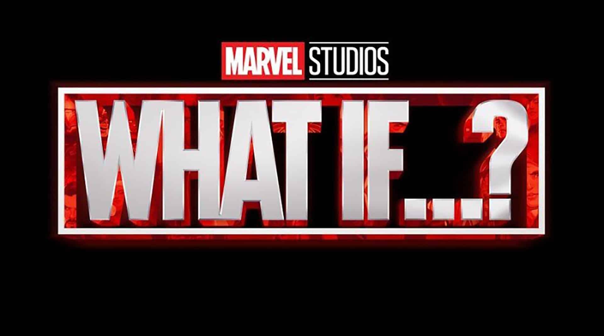 What if...? - Logo
