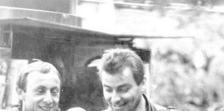 Luigi Bergamin e Cesare Battisti