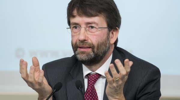 Dario Franceschini, Ministro per i beni le attività culturali, Credits: Roberto Monaldo / LaPresse