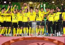 Borussia Dortmund (Credit foto - Pagina Facebook Borussia Dortmund)