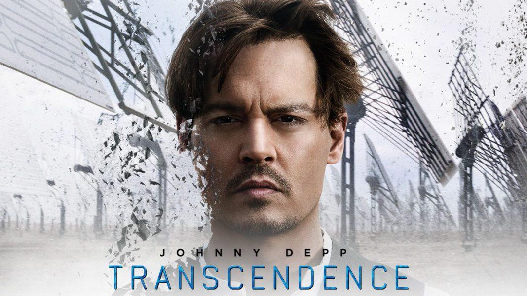 Johnny Depp nel poster di