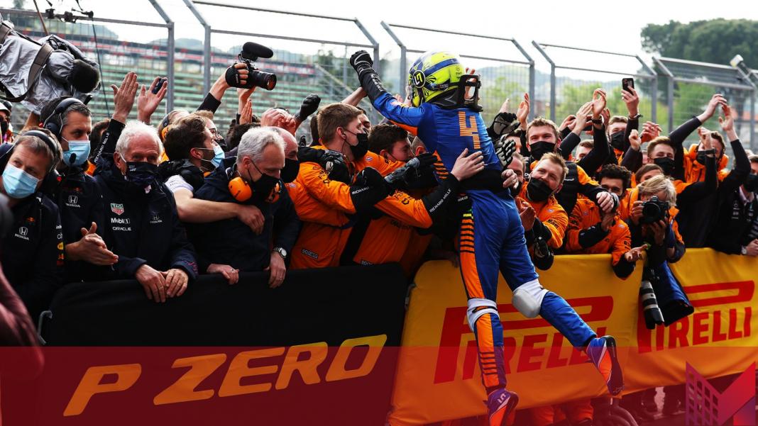 Formula Uno classifica costruttori (Pagina Facebook F1)