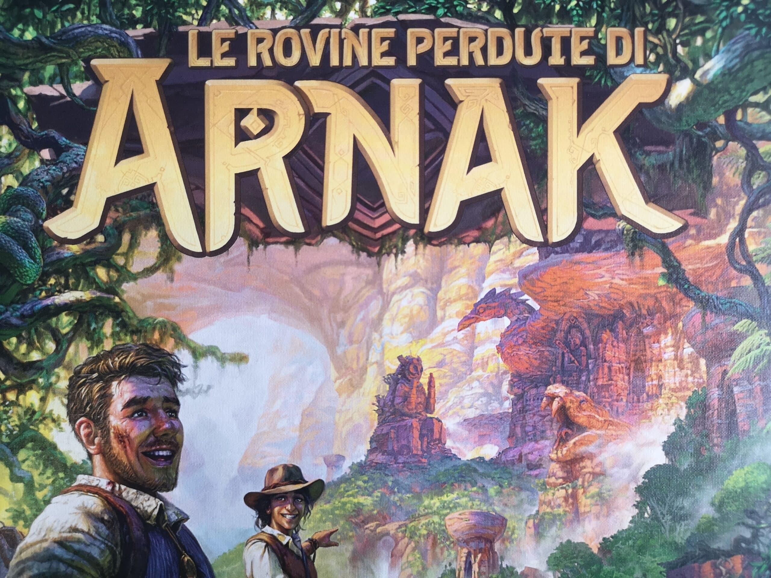 Le rovine perdute di Arnak: viaggio alla scoperta dei tesori dell'isola