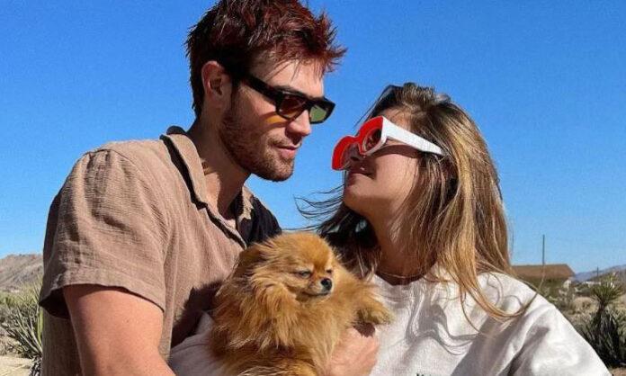 KJ Apa e Clara Berry diventeranno genitori: l'annuncio ...