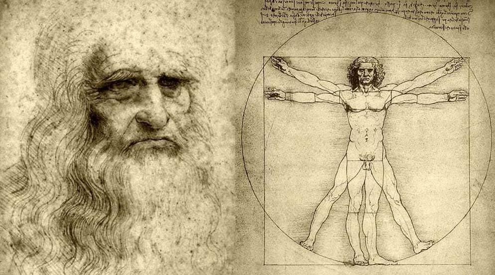 Leonardo da Vinci - PhotoCredit © casertaweb.com
