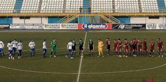 CALCIO Livorno-Pro Sesto
