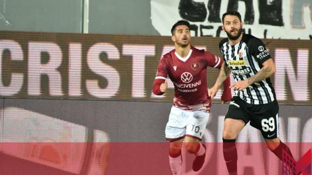 Reggina-Ascoli (Pagina Facebook Ascoli Calcio 1898 FC SpA)