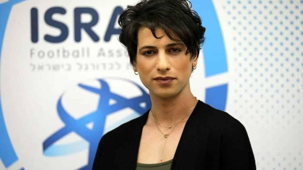 Sapir Berman primo arbitro transgender