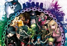 Danganronpa Photo credit: web