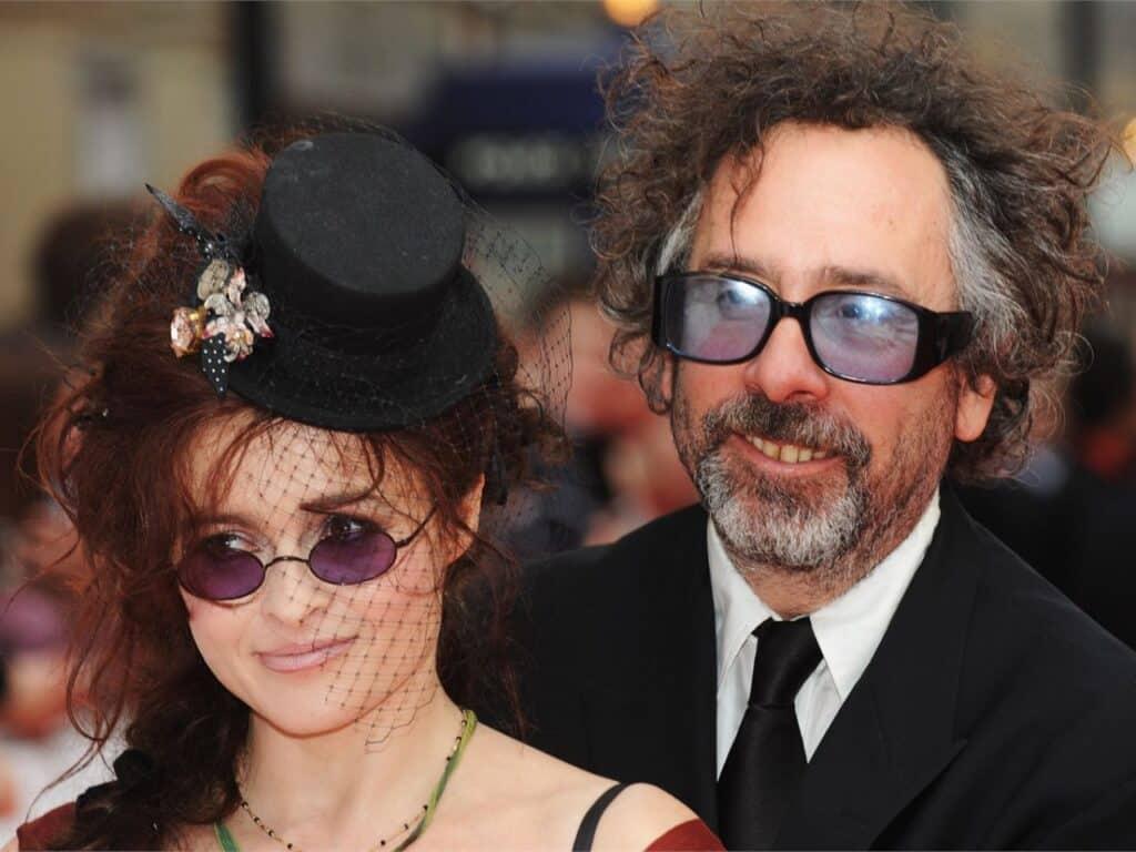 Helena Bonham Carter e Tim Burton- Photo Credit: dal Web
