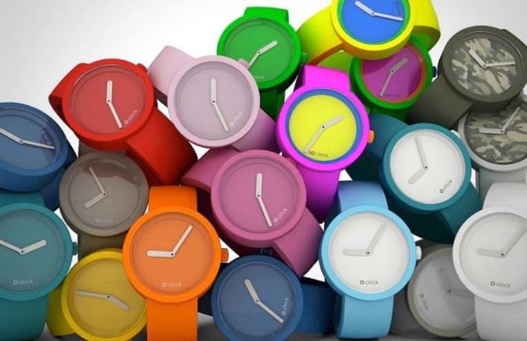 L'azienda punta a modificare il materiale degli o'clock - credit: passioneorologi.it