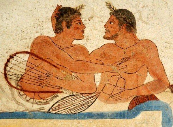 L'omosessualità nell'arte: l'amore libero ha origini lontane