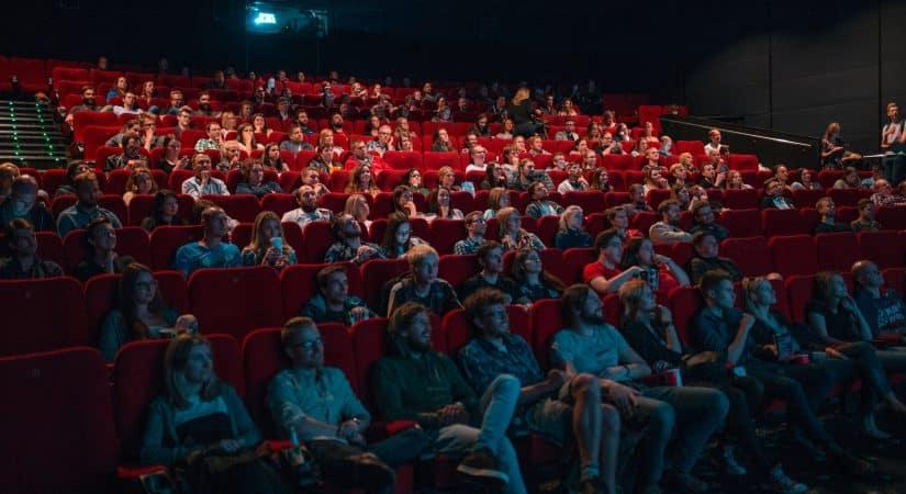 Sala cinematografica - Photo Credits: Homeliwood
