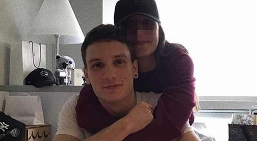 Martian Rossi, chi è l'ex fidanzata di Manuel Bortuzzo